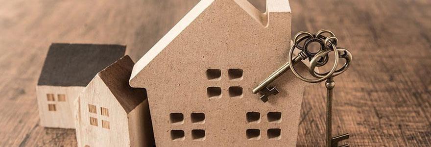 Agence immobilière à Brive